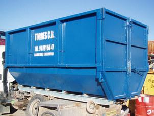 empresa reciclaje residuos