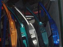 Repuestos de vehículos